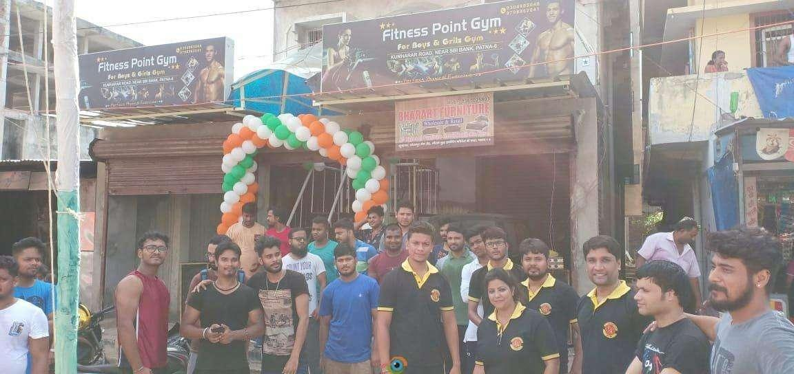 Fitness Point Gym For Boys & Girls
