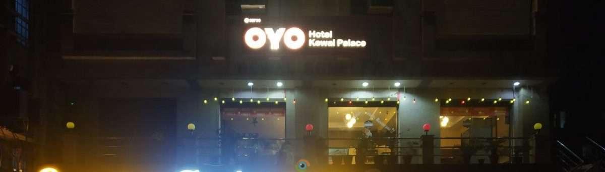 OYO Flagship 39735 Hotel Kewal Palace