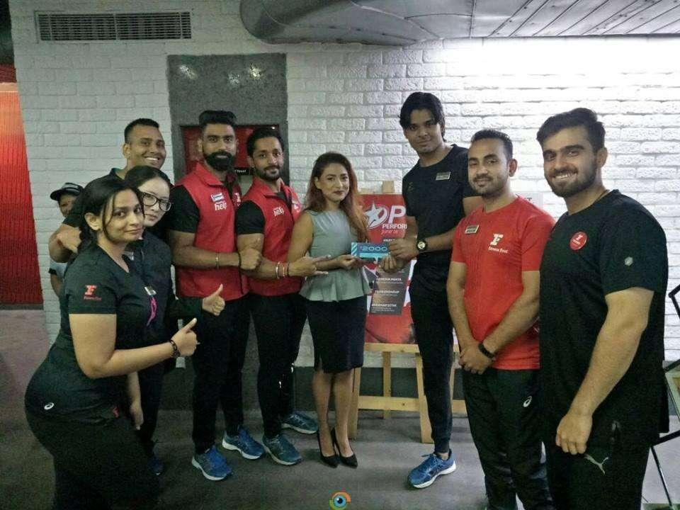 Fitness First Premier Mall of India, Noida