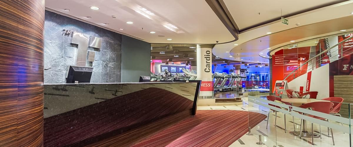 Fitness First Select Citywalk
