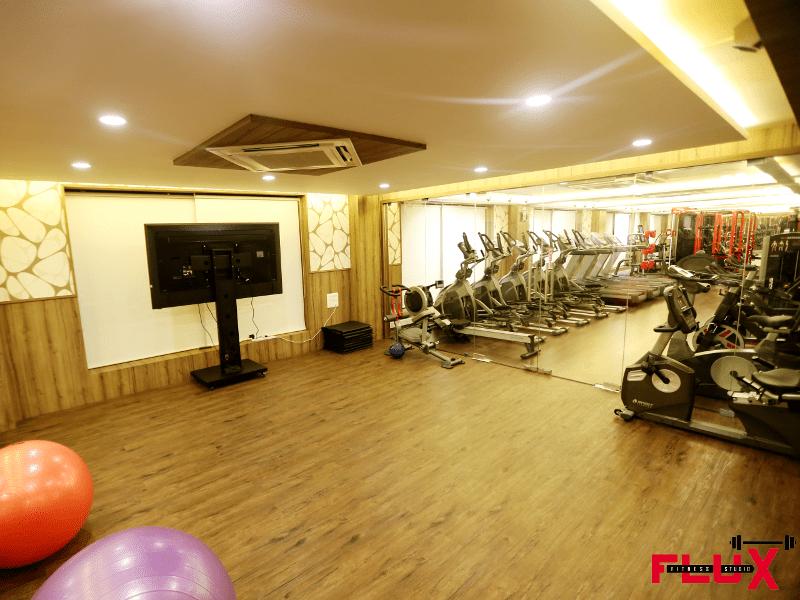 Flux Fitness Studio, Perungudi