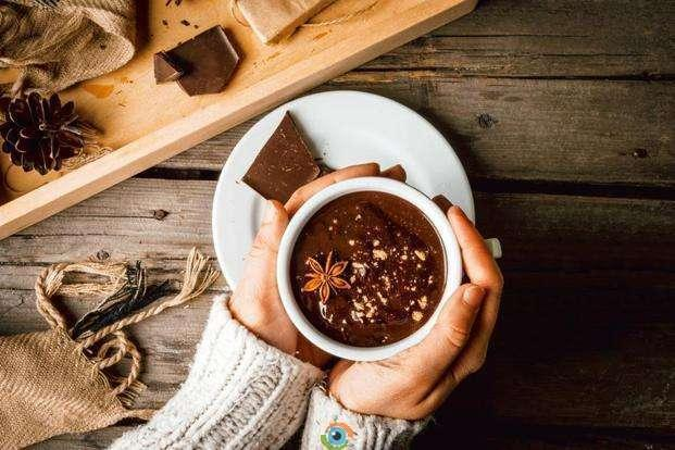 7 FOODS WILL HELP YOU SLEEP BETTER 7 Foods For Better Sleep cocoa