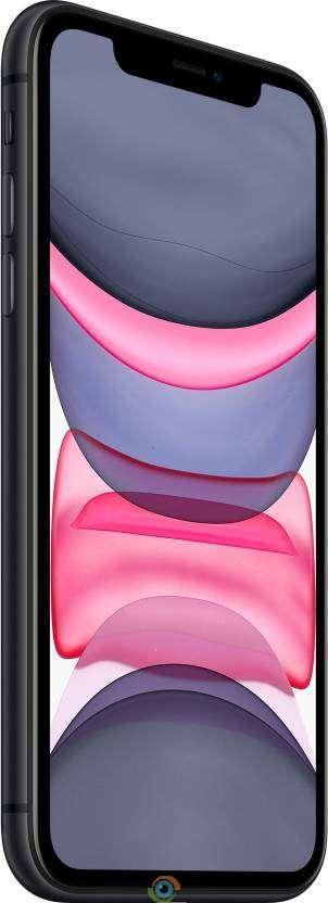 iPhone 11 3 iphone 11 128 gb black left