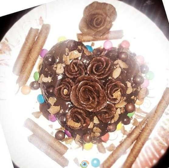 How To make Chocolate Cake At Home 1 IMG 20200503 223821